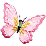 Pink All Aflutter