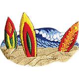Hawaiian - Surfboard Trio