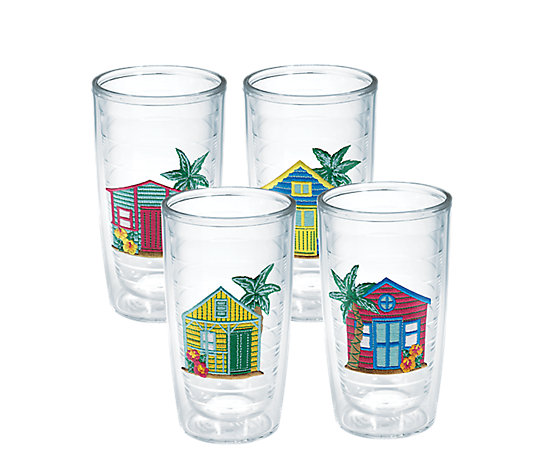 Beach House 4-Pack Gift Set