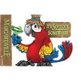 Margaritaville - It's 5 O'Clock Somewhere Parrot
