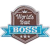 World's Best Boss