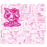 Salt Life® - Pink Hibiscus
