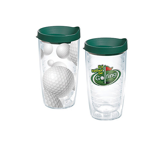 I'd Rather Be Golfing Enthusiast - 2-Pack Gift Set