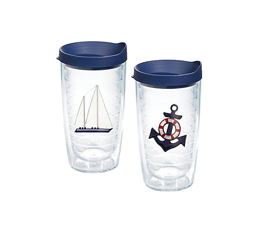 Nautical Sailboat 2-Pack Gift Set