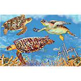 Guy Harvey® - Swimming Sea Turtles