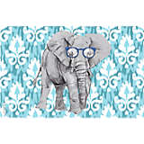 Funky Animals Collection – Elephant With Frames