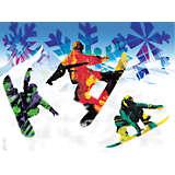 Winter Sports - Snowboarding