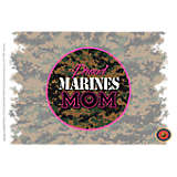 Proud Marines Mom