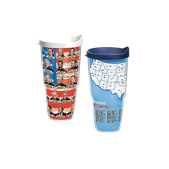 Presidents and State Capitals 2-Pack Gift Set