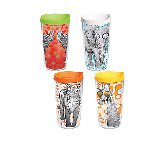 Funky Animals 4-Pack Gift Set