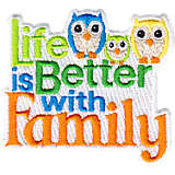 Life is Better With Family