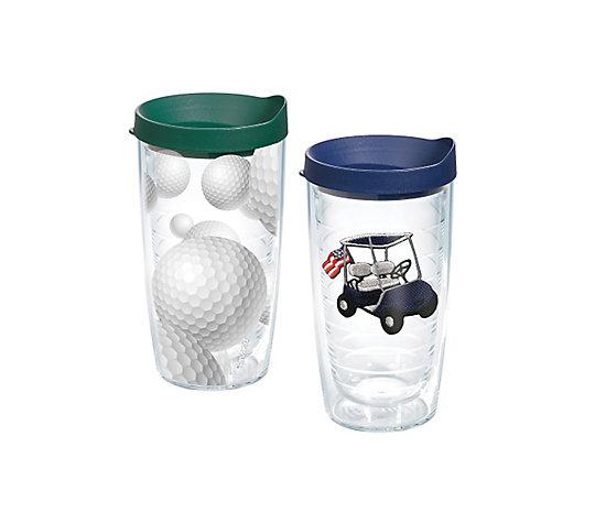 Golfing Enthusiast - Golf Balls & Cart 2-Pack Gift Set
