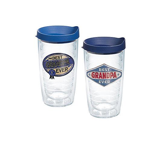 Hallmark - Best Grandpa 2-Pack Gift Set