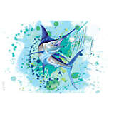 Guy Harvey® - Marlin Splatter