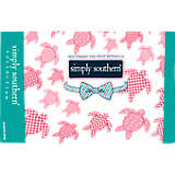 Simply Southern® - Turtle With Bowtie