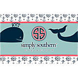 Simply Southern® - Whale