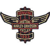 Genuine 1903 Harley Davidson