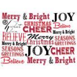 Christmas Cheer Verbiage