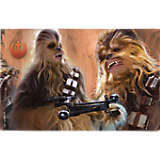 Star Wars™ - The Force Awakens Chewbacca Collage