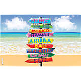 Tropical Destination Signs