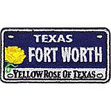 Texas - Fort Worth Yellow Rose