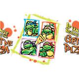 Nickelodeon™ - Teenage Mutant Ninja Turtles Get Me Pizza