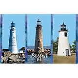Massachusetts - Boston Lighthouses
