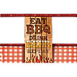 BBQ Eat, Drink, Repeat