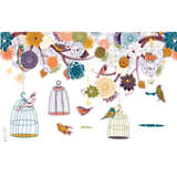 Floral Bird Cages