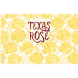 Texas - Yellow Rose