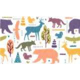 Woodsy Animals