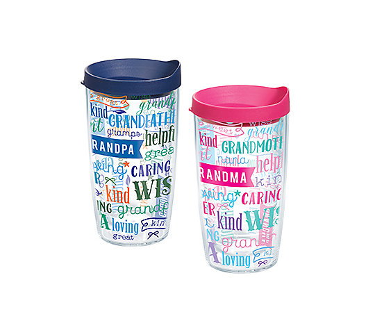 Definition of Grandma and Grandpa 2-Pack Gift Set