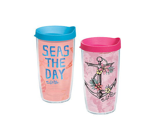 Salt Life® - Seas the Day and Tropical Anchor 2-Pack Gift Set