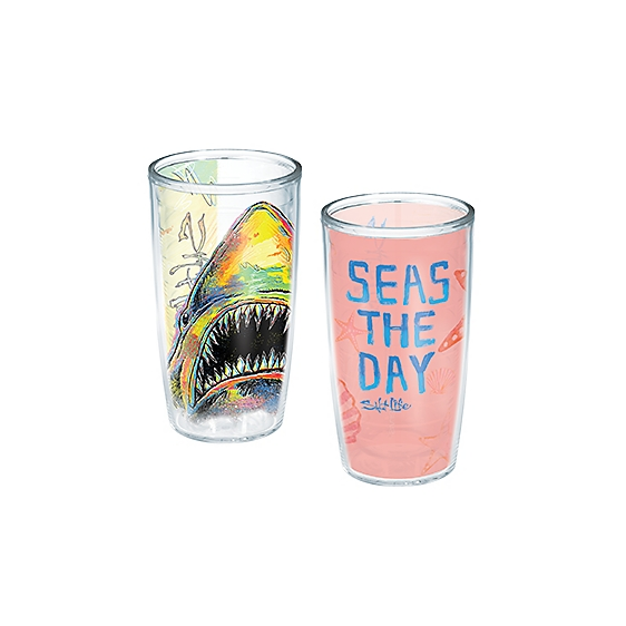 Salt Life® - Seas The Day Jawsome 2-Pack Gift Set