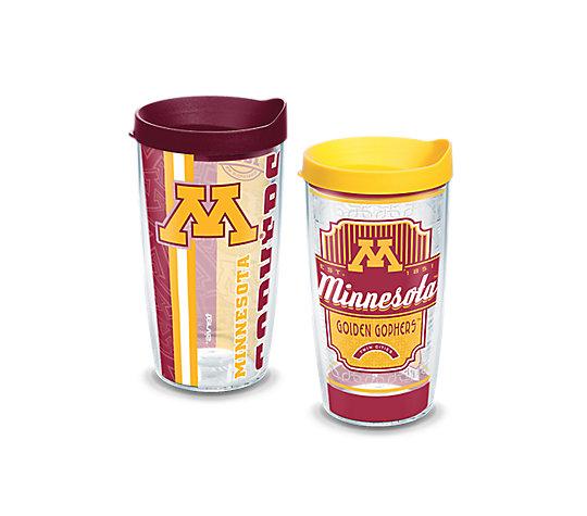 Minnesota Golden Gophers 2-Pack Gift Set