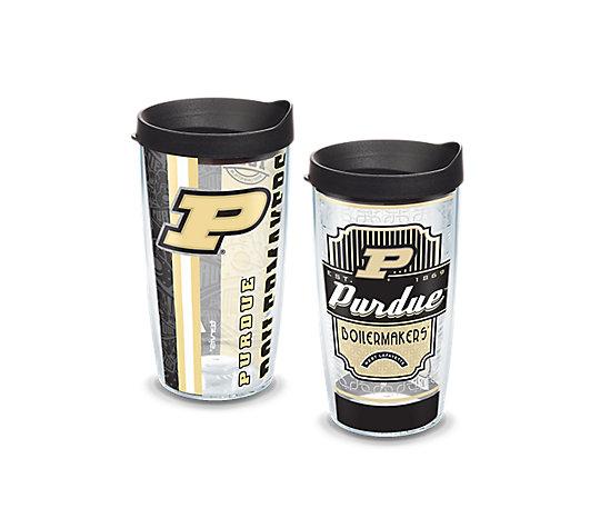 Purdue Boilermakers 2-Pack Gift Set