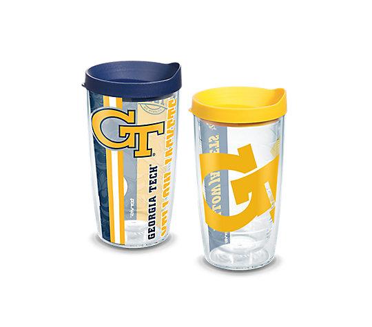 Georgia Tech Yellow Jackets 2-Pack Gift Set