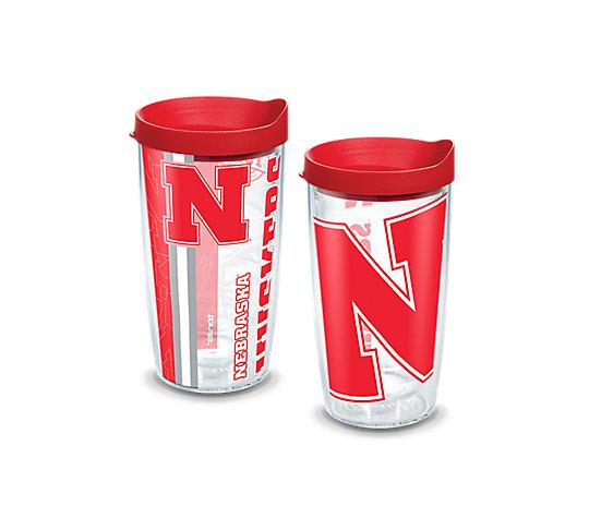 Nebraska Cornhuskers 2-Pack Gift Set