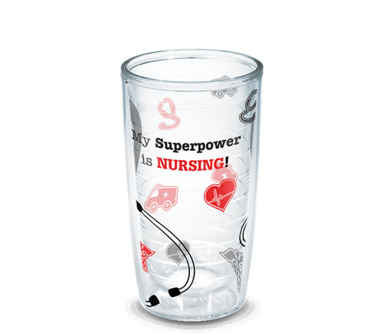 My Superpower Is Nursing Wrap Tervis Official Store
