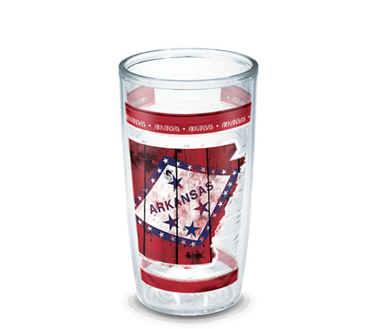 Arkansas State Outline Wrap Tervis Official Store