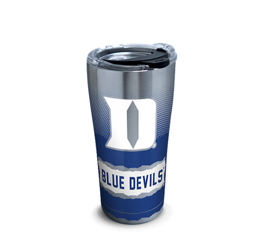 Stainless Steel Tumbler Duke Blue Devils Knockout With