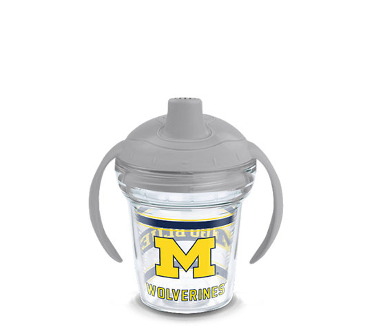 Michigan Wolverines Wrap With Lid Tervis Official Store