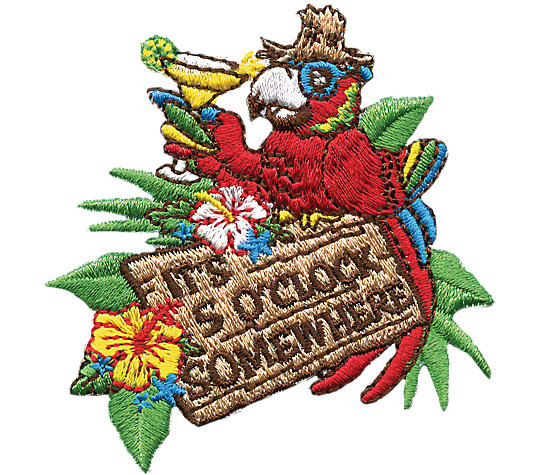 Margaritaville - It's 5 O'Clock Somewhere - Red Parrot image number 1