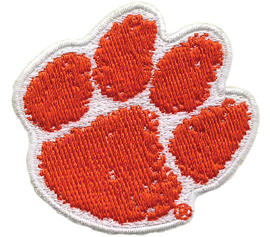 Clemson Tigers Paw image number 1
