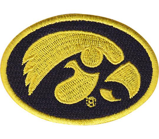 Iowa Hawkeyes Logo image number 1