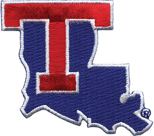 Louisiana Tech Bulldogs Primary Logo image number 1