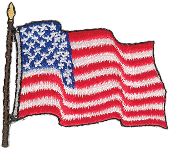 American Flag image number 1