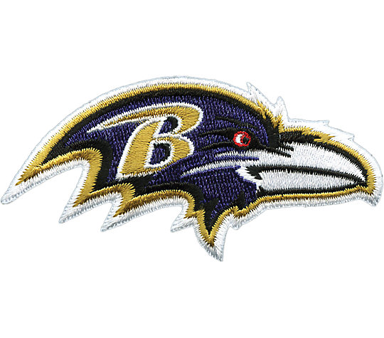 NFL® Baltimore Ravens Primary Logo image number 1