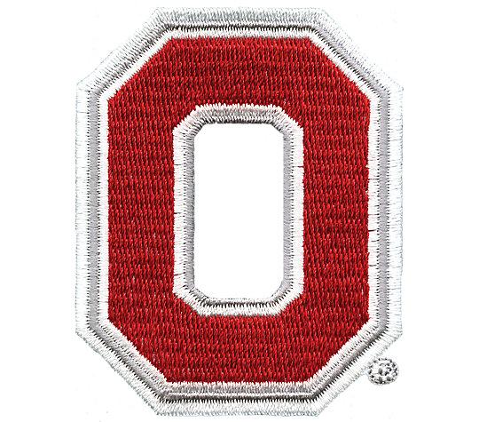 Ohio State Buckeyes Block O image number 1