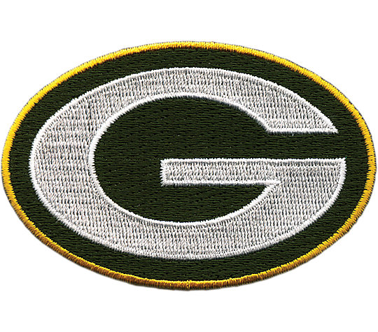 NFL® Green Bay Packers Primary Logo image number 1